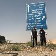 jordan and iraq shipment