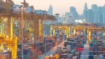 logistica per Trasporto Alimenti e Deperibili